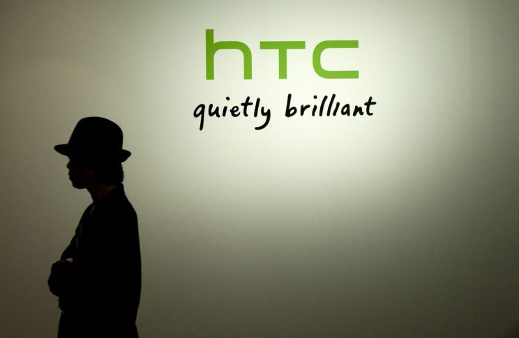 HTC CEO Peter Chou And KDDI President Takashi Tanaka Unveil HTC J Smartphone