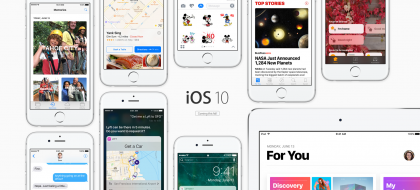 iOS 10 Preview Apple